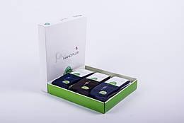 Набор антибактериальных носков Pa-Ara 12 пар Free size Разноцветные 502 13, КОД: 702403