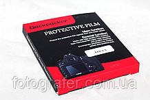 Защитное стекло Backpacker для LCD экрана фотоаппаратов Fujifilm FINEPIX XP90, XP120 ( на складе )
