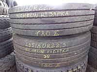 Шины грузовые Michelin (наварка) руль