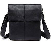 Мужская сумка через плечо Bexhill BX8005A Черная, КОД: 186756