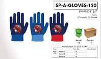 Перчатки для мальчиков Spider Man