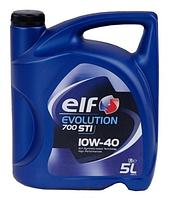 Масло моторное ELF 700 Evolution 10W-40 (5л)  (Франция)  (С Польшы)
