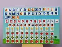 Игры - обучение счету и письму. Доска и магниты
