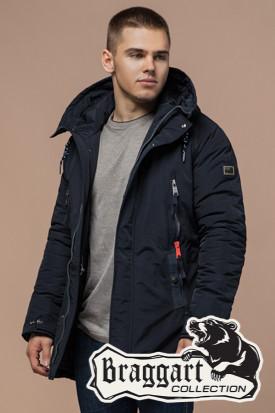Мужская теплая зимняя куртка-парка (р. 46-54) арт. 3587Q