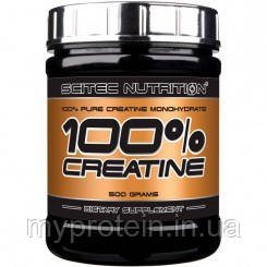 Креатин моногидрат 100% Creatine Monohydrate (100 g)