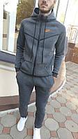 Мужской теплый спортивный костюм  ПД795, фото 1