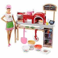 Набор Barbie Пицца-шеф (FHR09)