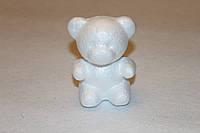 Медвежонок из пенопласта 8,5 * 6,3 * 5,2 см 1500-41, фото 1