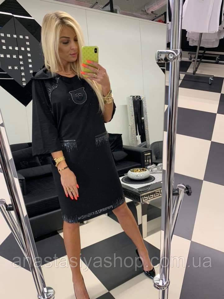 Новинка!! Великолепное платье с капюшоном Paparazzi Fashion