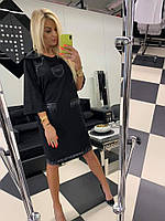 Новинка!! Великолепное платье с капюшоном Paparazzi Fashion, фото 1