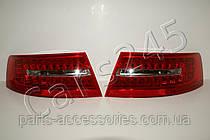 Фари і ліхтарі Audi
