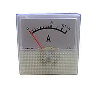 Амперметр 15А Размер 40мм Х 40мм