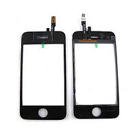 Сенсорный экран (touchscreen) для iPhone 3GS, черный, оригинал