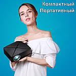 Проектор мультимедийный с Wi-Fi кинопроектор видеопроектор Wi-light C80 Проектор для дома Оригинал, фото 5