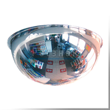 Зеркало сферическое Megaplast 600x360