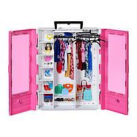 Игровой набор Barbie Шкаф розовый (GBK11)