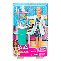 Кукольный набор Barbie You can be Стоматолог (DHB63/FXP16)