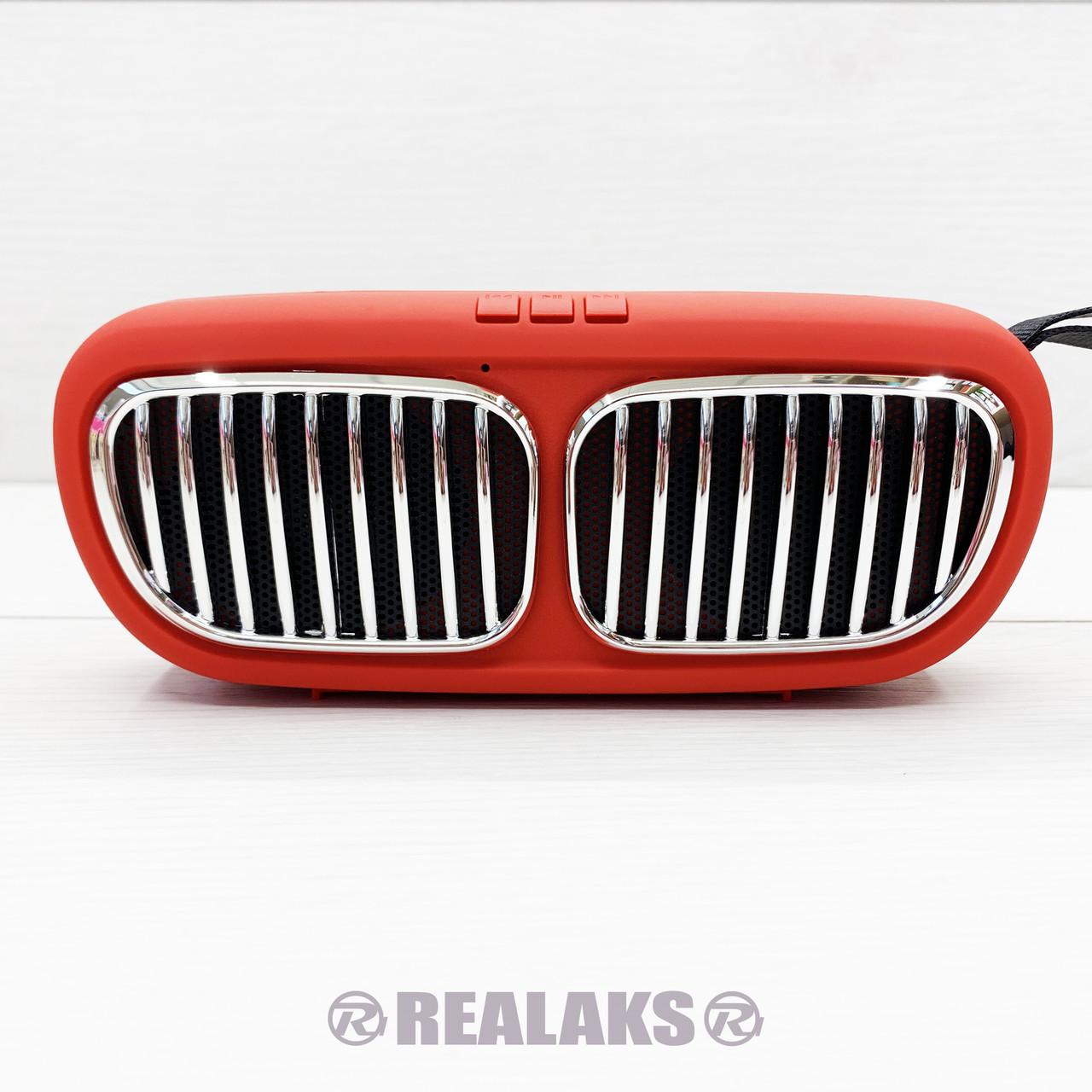 Портативная колонка Wireless Speaker NBS-11 (красный)