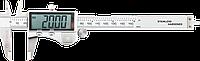Штангенциркуль цифровой 150 мм БОЛЬШОЙ индикатор TOPEX 31C624