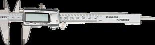 Штангенциркуль електронний 0-150мм NEO 75-011