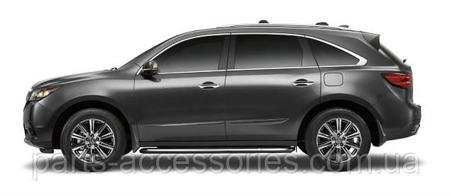 Acura MDX 2014+ брызговики передние задние новые оригинал