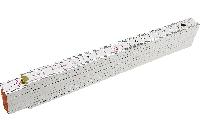 Метр складной 2000мм TOPEX 26C021