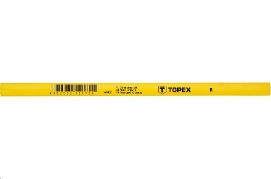 Карандаш по стеклу 240мм R TOPEX 14A802