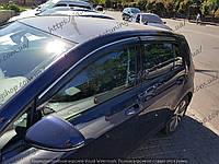 Дефлекторы окон VW Golf 7 Hatchback