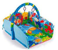 Развивающий игровой коврик для младенца JL 619-1 А 10619-11, КОД: 317322