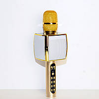 Караоке микрофон YS-91 Золотистый ys91gold, КОД: 395878