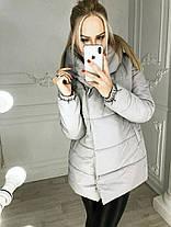 "Трендовая куртка-пуховик ""Зефирка"", фото 3"