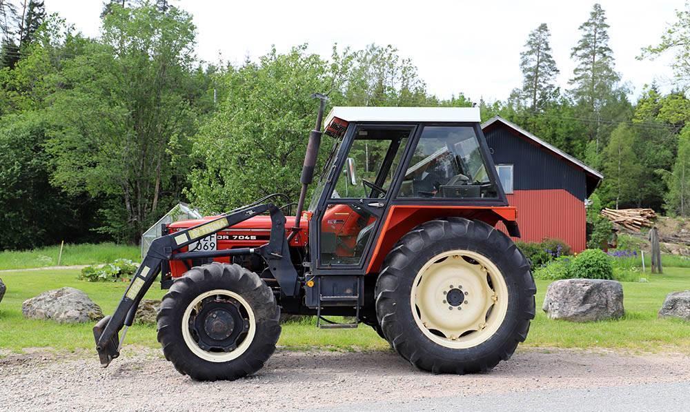 Трактор Zetor 70451, 1984 г.в.