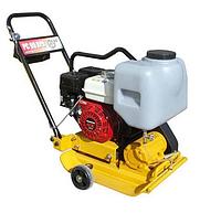 Виброплита AGT PCL 90, Honda GX120, 2,9 кВт/4 к.с., 450x500 мм, 15 кН, 2 л, 90 кг MTG