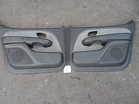 Карта двери(набор)  Fiat Doblo/Фиат Добло/Фіат Добло 2000-2009