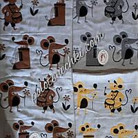 Кухонное полотенце Веселые крыски