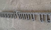 Вал СЗГ 00.2350 подъема сошников вторичный правый  СЗ (аналог м13493)