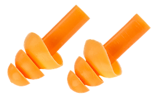 Противошумные вкладыши 5 пар, беруши NEO Tools 97-555