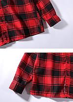 Сорочка Off-White Red/Black, фото 2