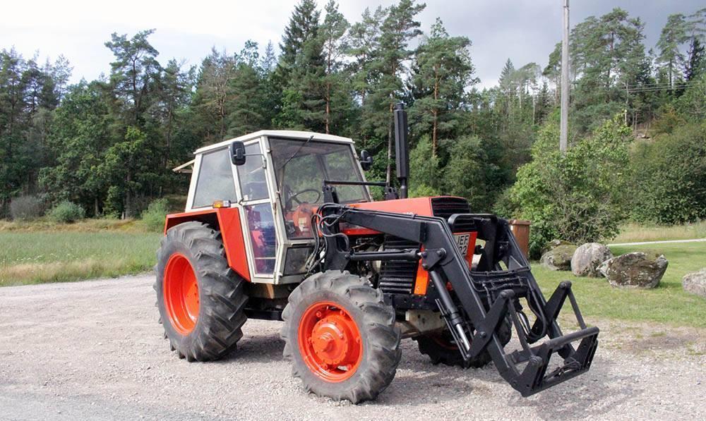 Трактор Zetor 80451, 1976 г.в.