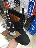 Зимние женские ботинки Timberland 6 inch black без меха. Фото в живую (Реплика ААА+), фото 3