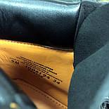 Зимние женские ботинки Timberland 6 inch black без меха. Фото в живую (Реплика ААА+), фото 4
