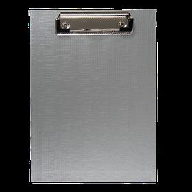 Кліпборд А5, PVC, сірий