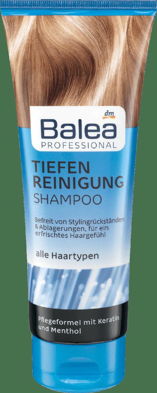 Шампунь для  глубокой очистки Balea Professional Tiefenreinigung