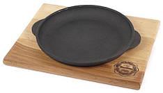 Сковорода чугунная 18 см Т101-01 SNT