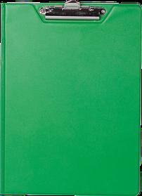 Кліпборд-папка А4, PVC, зелений