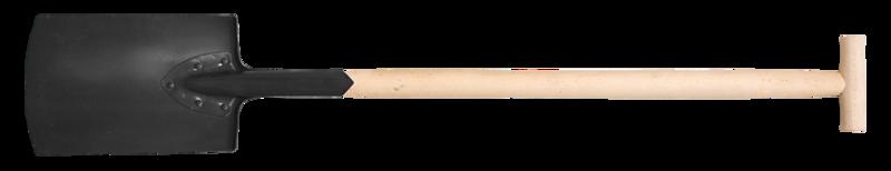 Лопата штыковая прямая TOPEX 15A045