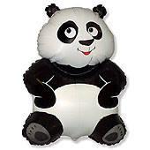 Воздушные шар фольгированный Панда