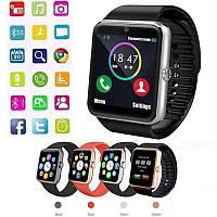 Смарт часы телефон Apple Watch Smart GT08 Gold