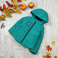 Детские куртки на мальчика демисезон на синтепоне 86, фото 1