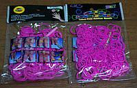 Резинки для плетения браслетов Rainbow loom bands Расцветка 9